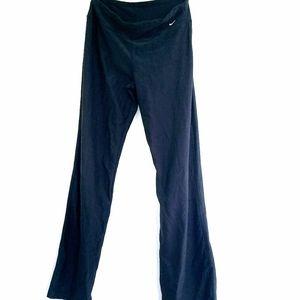 Womens size medium Nike black Dri-Fit pants